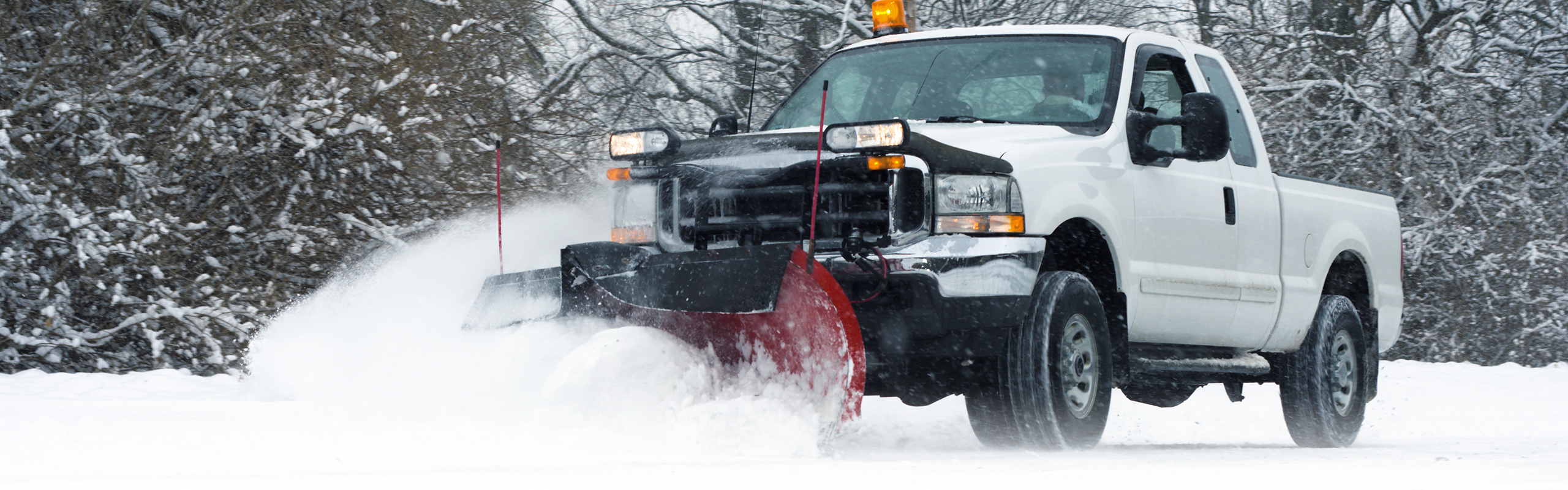 Snow Pushers Chicago — Examples (Snow Removal — Snow Plow)