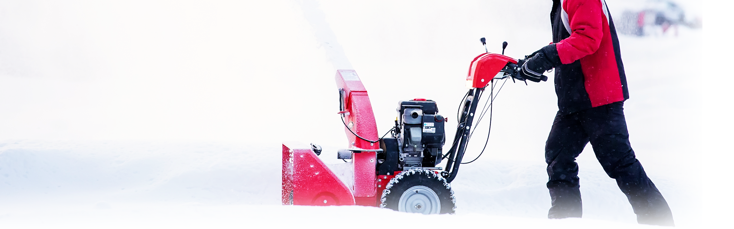 Snow Pushers Chicago — Examples (Snow Removal — Snow Blower)